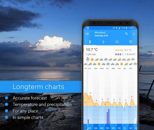 Klara weather 1.3.26 Screenshots 5