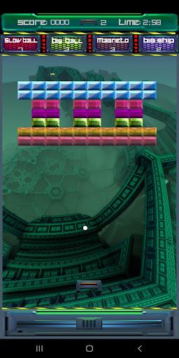 arkabloid es - el nuevo juego rompeladrillos screenshot 3