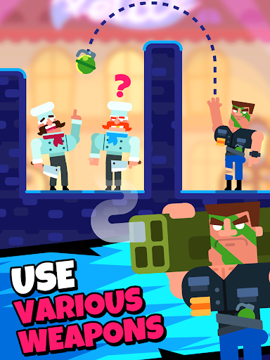 Gun Guys - Bullet Puzzle 1.0.27 screenshots 10