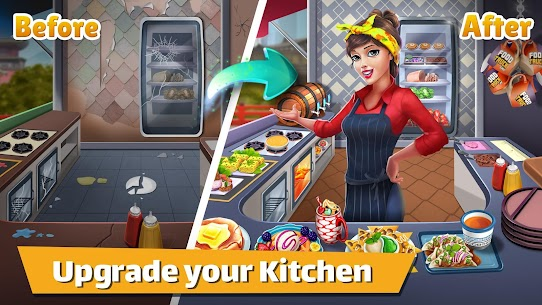 Food Truck Chef Mod Apk (Unlimited Money/Crystals) 3