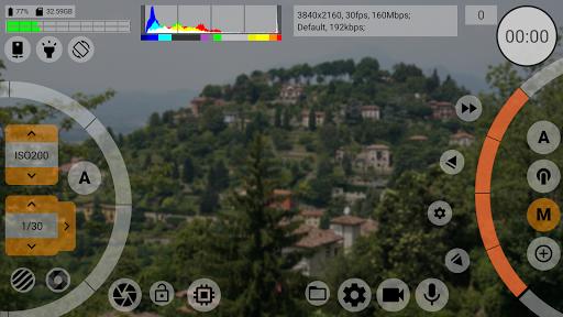 Download APK: mcpro24fps – professional manual video camera app v035e [Paid] [Sap]