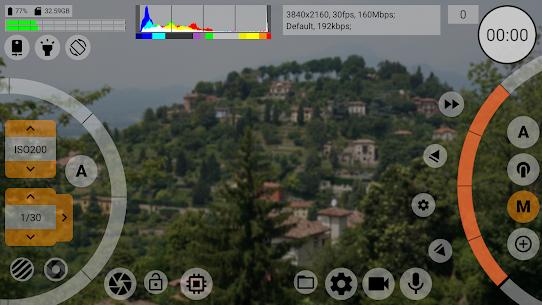 mcpro24fps Apk- professional manual video camera (Paid) 1