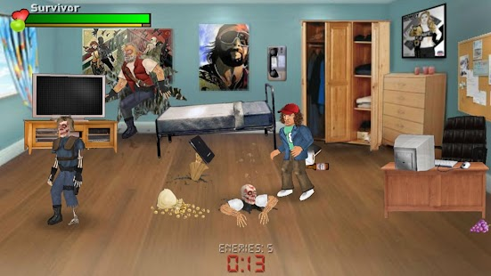 Extra Lives (Zombie Survival Sim) Screenshot