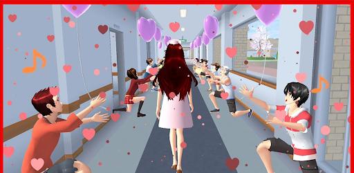 SAKURA School Simulator Guide and walkthrough Versi 1.0