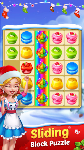 Cake Smash Mania - Swap and Match 3 Puzzle Game 3.0.5050 screenshots 1