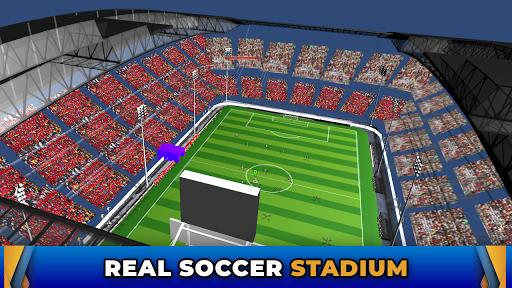 World Dream Football League 2020: Pro Soccer Games 1.4.1 screenshots 9