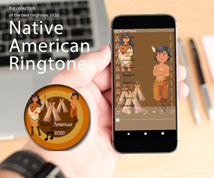 Native American Ringtones & Flute Ringtones 2021