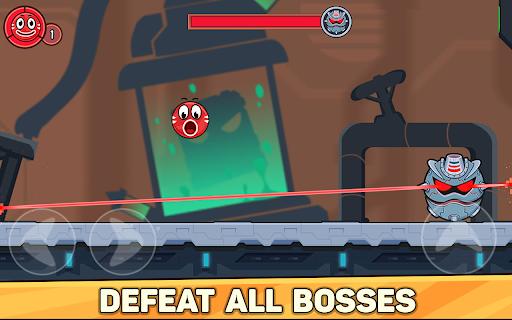 Roller Ball Adventure: Bounce Ball Hero android2mod screenshots 16