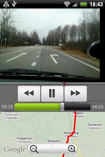 VideoRoad (car video recorder)