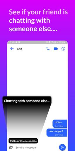 Chathub - Random chat, Stranger chat app no login Apkfinish screenshots 4