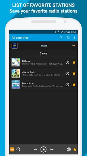 Radio Online - PCRADIO  screenshots 12