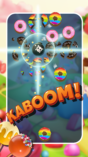 sweet cute donut - game for children and adults screenshot 3