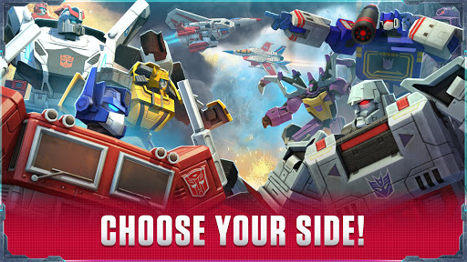 Transformers: Earth Wars Beta 13.0.0.169 screenshots 1