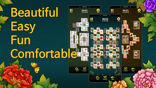 Mahjong Blossom Solitaire 1.0.5 screenshots 7