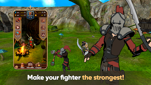 The Lone Knight - Action RPG (BETA)  screenshots 4