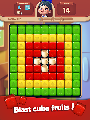 Hello Candy Blast : Puzzle & Relax  screenshots 15