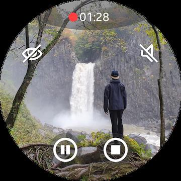 Camera One: Wear OS, Galaxy Watch android2mod screenshots 6