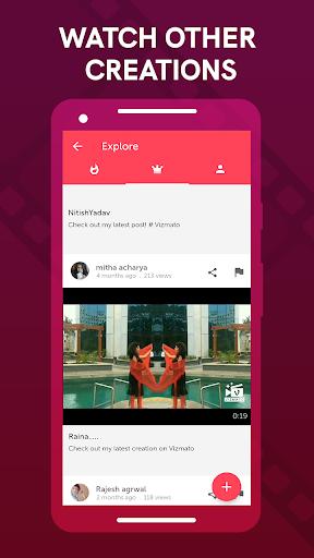 Vizmato u2013 Video Editor & Slideshow maker! 2.3.4 Screenshots 7