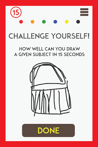 who can't draw - party game! screenshot 3