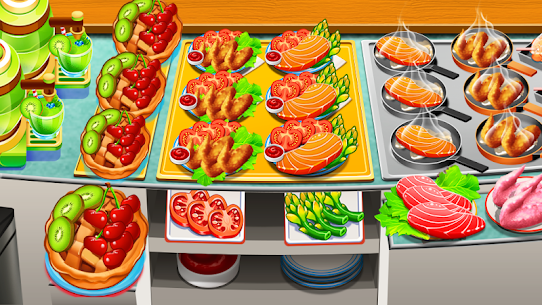Cooking Mania – Food Fever & Restaurant Craze 2