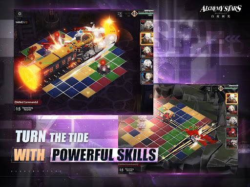 Alchemy Stars: Aurora Blast Apkfinish screenshots 17