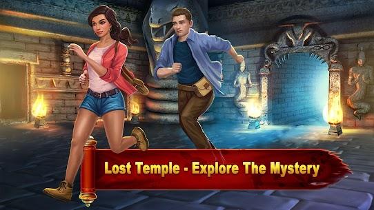 Hidden Escape: Temple Mystery & Escape Room Games 1