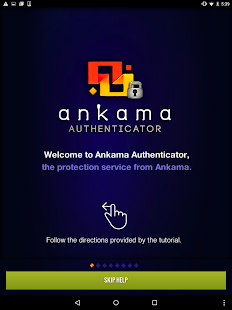 ANKAMA AUTHENTICATOR