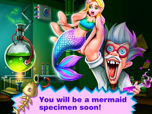 Mermaid Secrets18 - A Mermaid Girl Rescue 1.9 screenshots 1