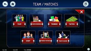 Kickoff - Football Manager Game