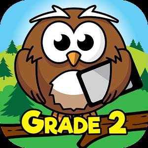 Second Grade Learning Games 5.4 by RosiMosi LLC logo