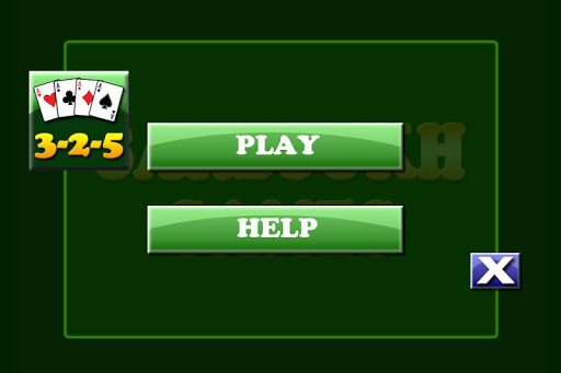 3 2 5 card game screenshots 1