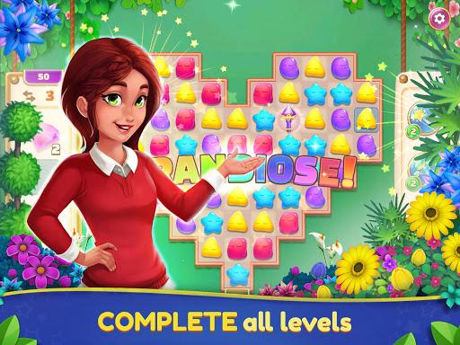 Royal Garden Tales - Match 3 Puzzle Decoration ' 0.9.8 screenshots 10