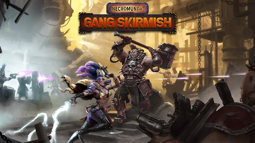 Necromunda: Gang Skirmish  screenshots 1
