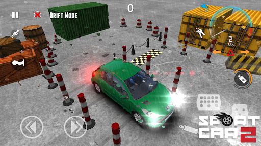 Sport Car : Pro parking - Drive simulator 2019 04.01.082 Screenshots 4