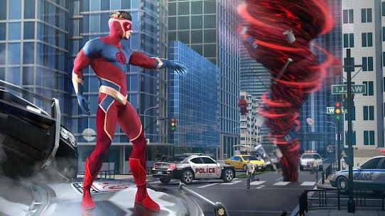 Hurricane Superhero Mod Apk: Wind Tornado Vegas Mafia (Unlimited Skills) 9