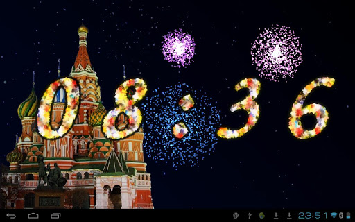 2015 Fireworks Countdown LWP For PC Windows (7, 8, 10, 10X) & Mac Computer Image Number- 10