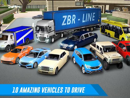 Shopping Mall Car & Truck Parking 1.2 Screenshots 7