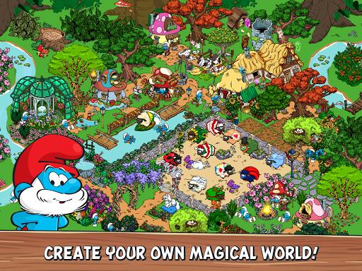 Smurfs' Village 2.02.1 screenshots 8