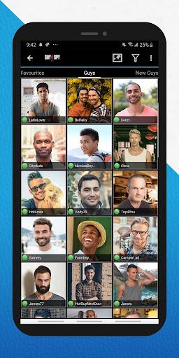 GuySpy: Gay Dating and Chat App 4.13.3 Screenshots 1