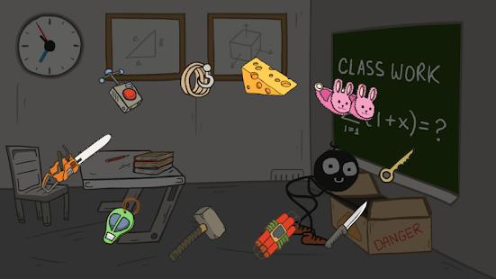 Stickman escape school super 1.980.2 Screenshots 1
