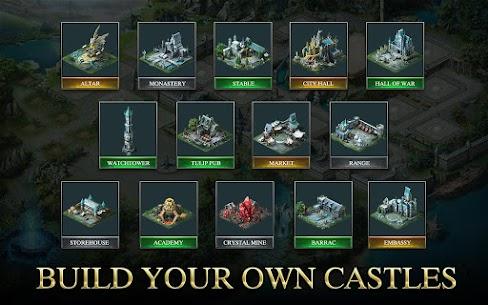 Free War and Magic  Kingdom Reborn NEW 2021 **** 1