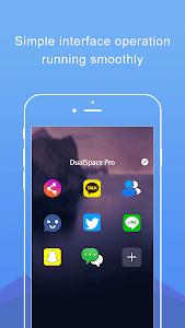 Dual Space Pro - Multiple Accounts & App Cloner 2.0.6 (Premium)