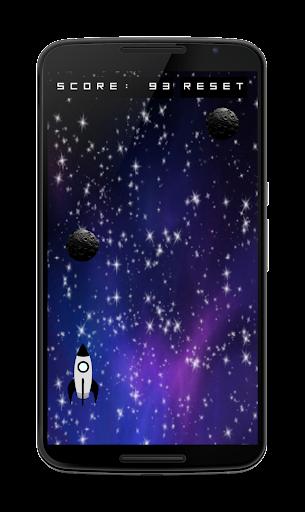 asteroid escape screenshot 1