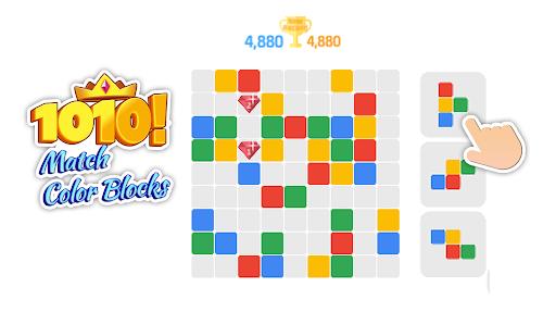 1010! Match Color Blocks  screenshots 1