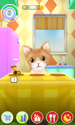 Talking Cat 1.37 screenshots 4
