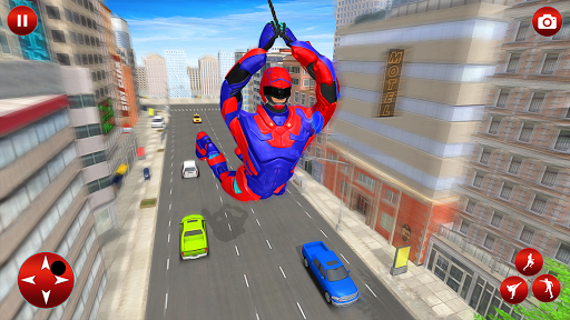 Superhero Robot Speed: Super Hero Game screenshots 15