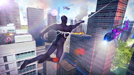 ud83dudd77 Spider Superhero Fly Simulator 1.3 screenshots 3