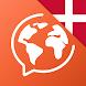 デンマーク語を無料で学習 - Androidアプリ