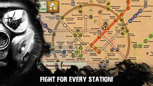 Metro 2033 u2014 Offline tactical turn-based strategy  Screenshots 4