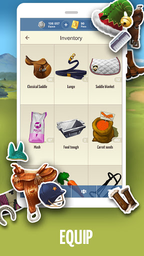Howrse - free horse breeding farm game 4.1.6 screenshots 5